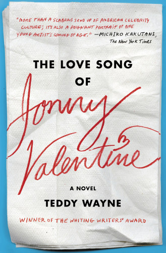 Jonny Valentine paperback cover